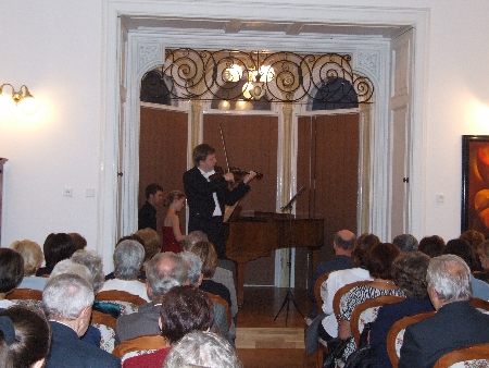 2007 Concert at the Trmice Castle