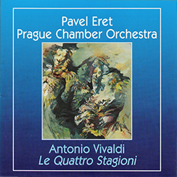 Pavel Eret Praque Chamber Orchestra